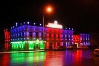 Наружное освещение: архитектурное освещение зданий и фасадов в г.Подольск